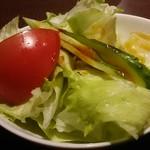 みづま - 野菜サラダ(定食セット)