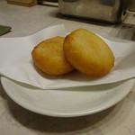 串処 絆 - ポテトチーズもち