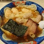 98838008 - ミックスワンタン麺 大盛
