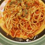 カフェ&レストラン レインボー - 料理写真:シーフードトマトソース