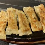 台湾料理 八福 - 鉄板餃子