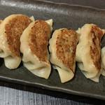 台湾料理 八福 - 焼き餃子