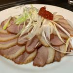 台湾料理 八福 - スモークダック