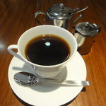 カフェ・ド・ジーベン - ホットコーヒー(500円)