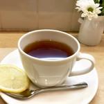 シェ・ヒャクタケ - 紅茶