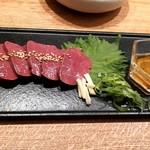 広島の黒毛和牛焼肉専門店 肉亭いちゆく - 新鮮とろレバー