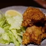 98845547 - 北海道名物・滋養鶏ザンギ