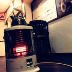 LUCE - 冬は店内暖かくして