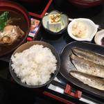 天然魚 鯛平 - 日代わり焼き魚