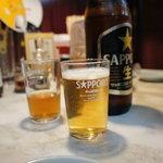 李朝園 - ビンビール 678円