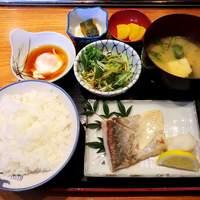 惣八鮨-惣八鮨 @氷川台 焼魚定食 800円