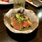 あぱらぎ - ・海鮮酢味噌和え