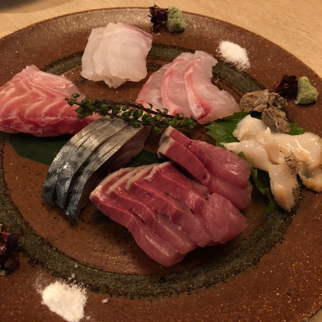 松の料理の写真