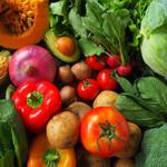 サラダでも美味しい!野菜ももちろん食べ放題!国産新鮮野菜にこだわっています。