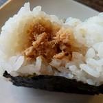 わだち草 - そぼろ肉たっぷりッス(^^♪
