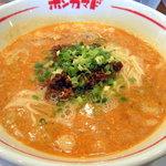本竈2 - 【2011-10】本気の坦々麺(800円)