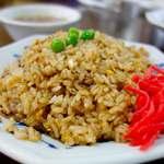 三河屋 - 料理写真:チャーハン