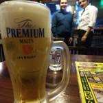 インドアジアン レストラン&バー ビンティ - ビールset