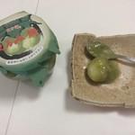 大寺餅河合堂 - 料理写真:くるみ餅 540円