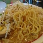 千石自慢らーめん - 太麺