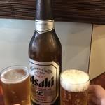 中華料理 八戒 - 瓶ビール