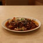 中華食堂一番館 - 四川風ヨダレ鶏