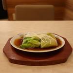 中華食堂一番館 - 中華風白菜のうま煮