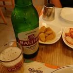 98869126 - 1811_LEGEND OF NOODLE_Beer Balihai@57,000Rp(バリハイ大瓶)