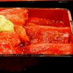 六本木 福鮨 - 大好きな鉄火重
