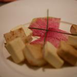 98870414 - クリームチーズの味噌漬け