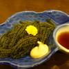 おふくろ亭 - 料理写真:海ぶどう