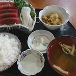 かんちゃん - 料理写真:刺身定食