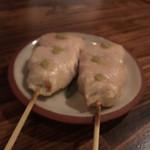 鶏と愛とロマン - 料理写真: