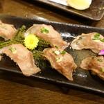 おふくろ亭 - 和牛寿司