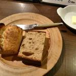 98872292 - Mr.So&Soさんのパン・・・カトラリーはラギュオール♪