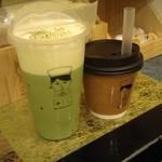 抹茶カフェ リキュウ -