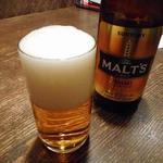 西安餃子 - 瓶ビール630円