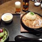 西安餃子 - フカヒレ炒飯セット1352円