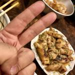 """柳屋ホルモン焼 - ★Peace signじゃねぇぞ, 気に入った""""シロ""""二つめ★"""