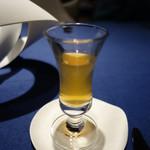 レストラン ローブ - 温かいジュース