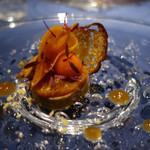 レストラン ローブ - フォアグラ 柿