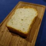 レストラン ローブ - フェンネルのパン
