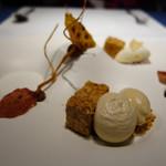 レストラン ローブ - 木の実 ミルク