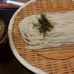 讃岐麺処 か川 - ざるうどん