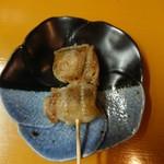 炭や肴や はん蔵 - 芽キャベツ豚バラ巻き