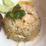 タイレストラン ムートーン - カオパット(タイ風チャーハン)