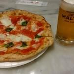 98876606 - マルゲリータ エクストラ、生ビール