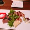 厨 風土 - 料理写真:分厚い鰹の塩たたき