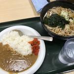 98877531 - ミニカレーセット(¥550円)