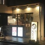 恵比寿餃子 大豊記 - 五反田のビル街